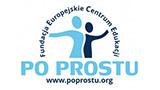 Fundacjia Europejskie Centrum Edukacji PO PROSTU logo