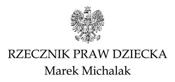 logo Rzecznika Praw Dziecka