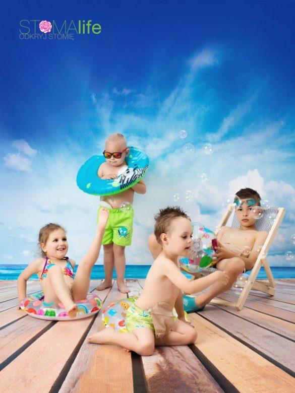 dzieci ze stomią zdjęcie 2